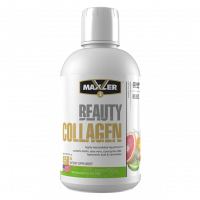 Коллаген Maxler Beauty Collagen, персик-манго, 450 мл