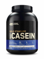 Протеин Optimum Nutrition 100% Casein Protein, печенье, 1818 г
