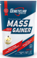 Гейнер GeneticLab Mass Gainer 1000 г.