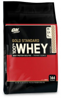 Протеин Optimum nutrition 100% Whey Gold Standard, роки роуд, 4540 г