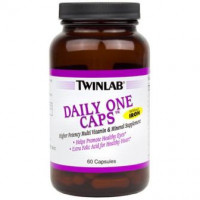 Витамины Twinlab Daily One Caps  without iron 90 капс.