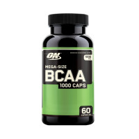 BCAA Optimum nutrition BCAA 1000 60 капс.